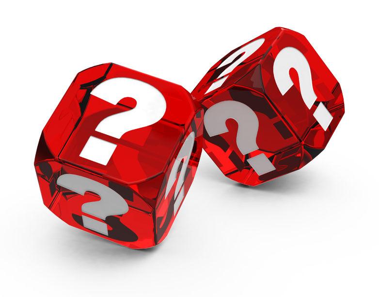 Bang voor vragen?